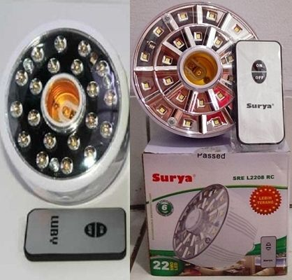 LAMPU EMERGENCY SURYA DAN LUBY visit us for detail . . grosirproductchina