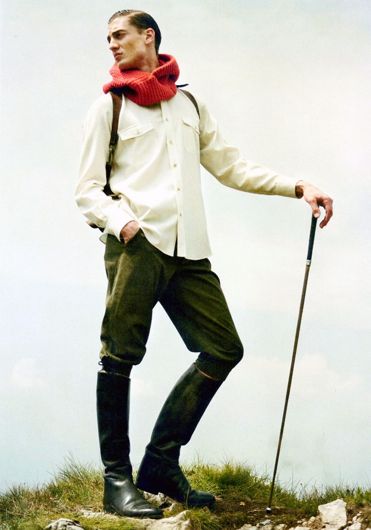 COUTE QUE COUTE: QVEST ISSUE #52 AUTUMN 2012 »VIVA GLI ALPINISTI!« SHOT BY STEFAN GIFTTHALER / STYLED BY LUCA TERMINE