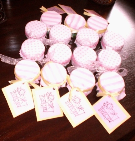 Find This Pin And More On Make Your Own Baby Shower Favors By Spreadem.