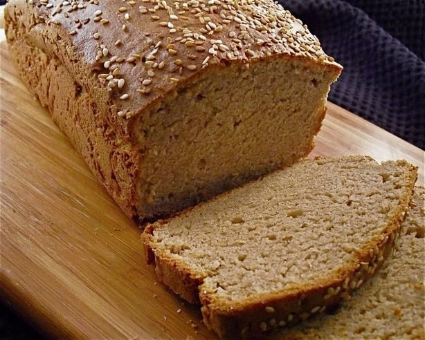 Gluten free buckwheat bread recipe. I would substitute the milk for almond milk to make it dairy free for me as well. Think I might try this very soon.