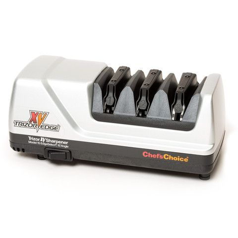 $130 - Kitchen Tested and Approved: Chef's Choice Trizor XV Knife Sharpener