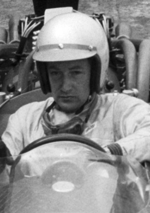 Chris Lawrence 1966 Cooper- Ferrari