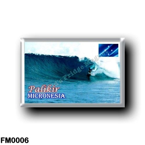 FM0006 Oceania - Federated States of Micronesia - Palikir - Surf