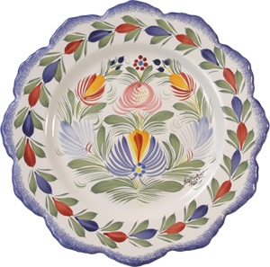 Love Quimper Pottery |Pinned from PinTo for iPad|