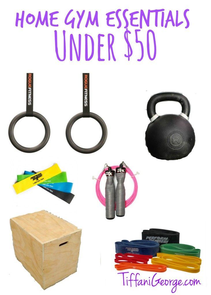 Home gym essentials under start a on