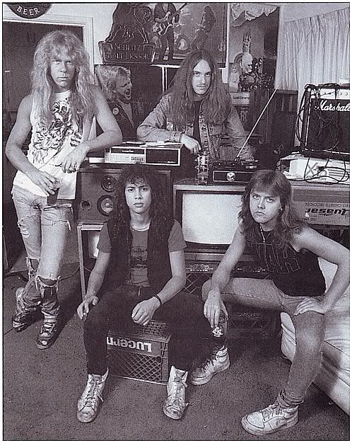 the legends of thrash metal