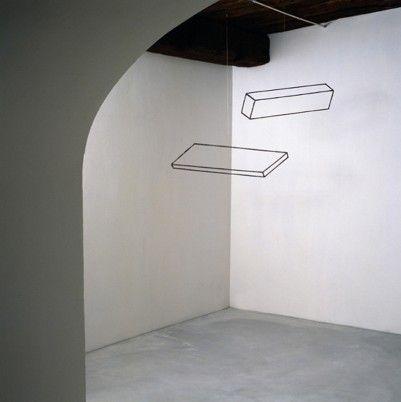 Markus Raetz - Drawing in space