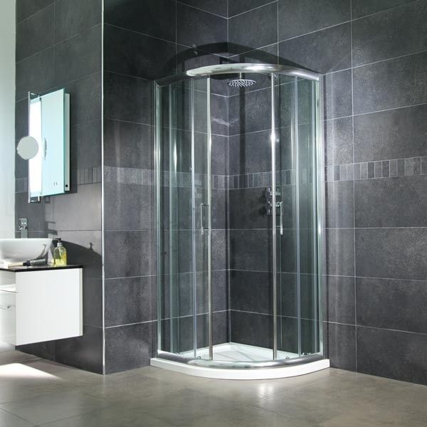 AquaFloe 800 X 800 Shower Cubicle