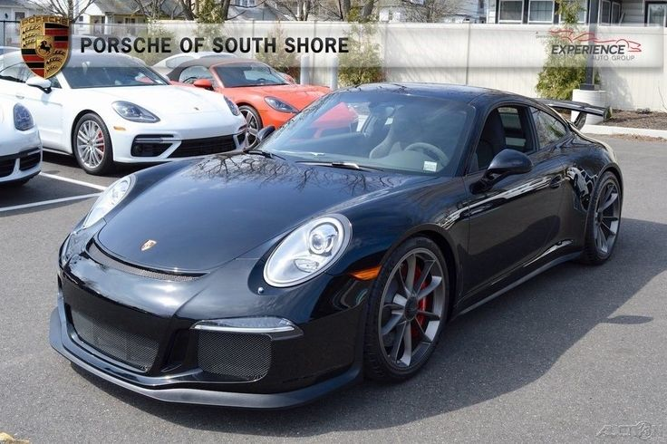 awesome Great 2015 Porsche 911 GT3 Front Axle Lift Adaptive Sport Plus Navigation Bluetooth Heating Sound Satellite 2018-2019