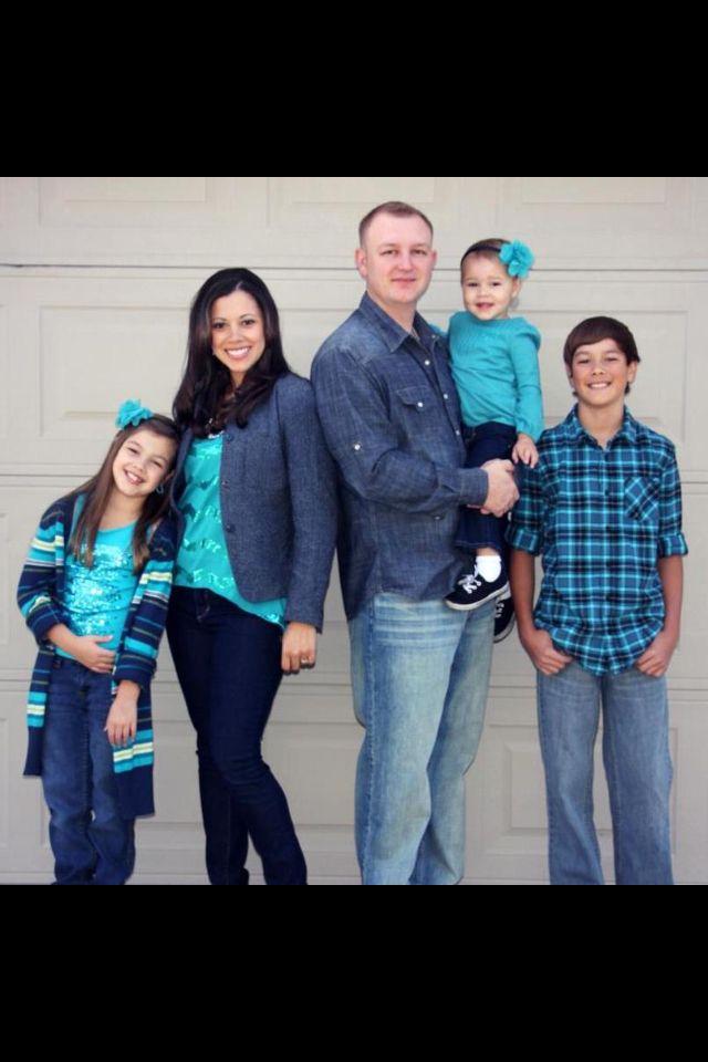 Colors Ideas For Family Photos