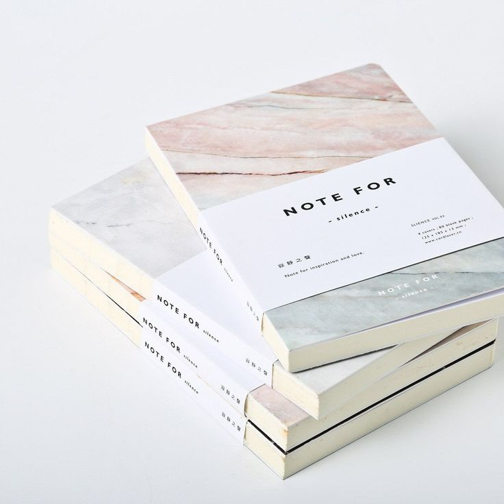 Japanese Marble Design Sketchbook