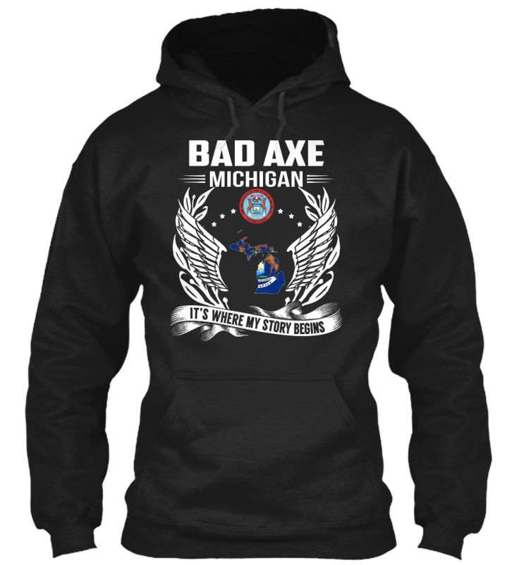 Bad Axe, Michigan - My Story Begins