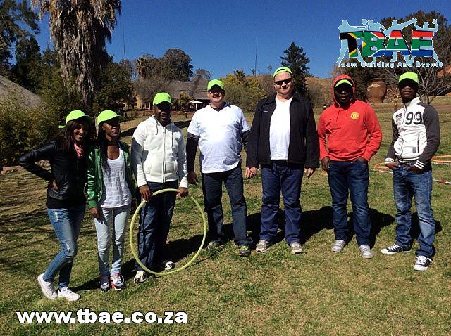 ETC Solutions Amazing Race Team Building Pretoria