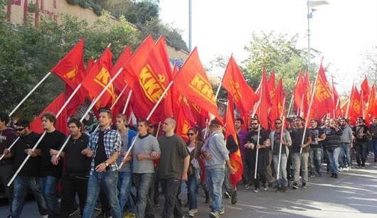 CIA: Τρομοκράτες ΚΚΕ στην Ελλάδα και Κύπρο σε συνεργασία με Ισραηλινή τρομοκρατική οργάνωση. Σύνδεσμος με το Μακεδονικό.