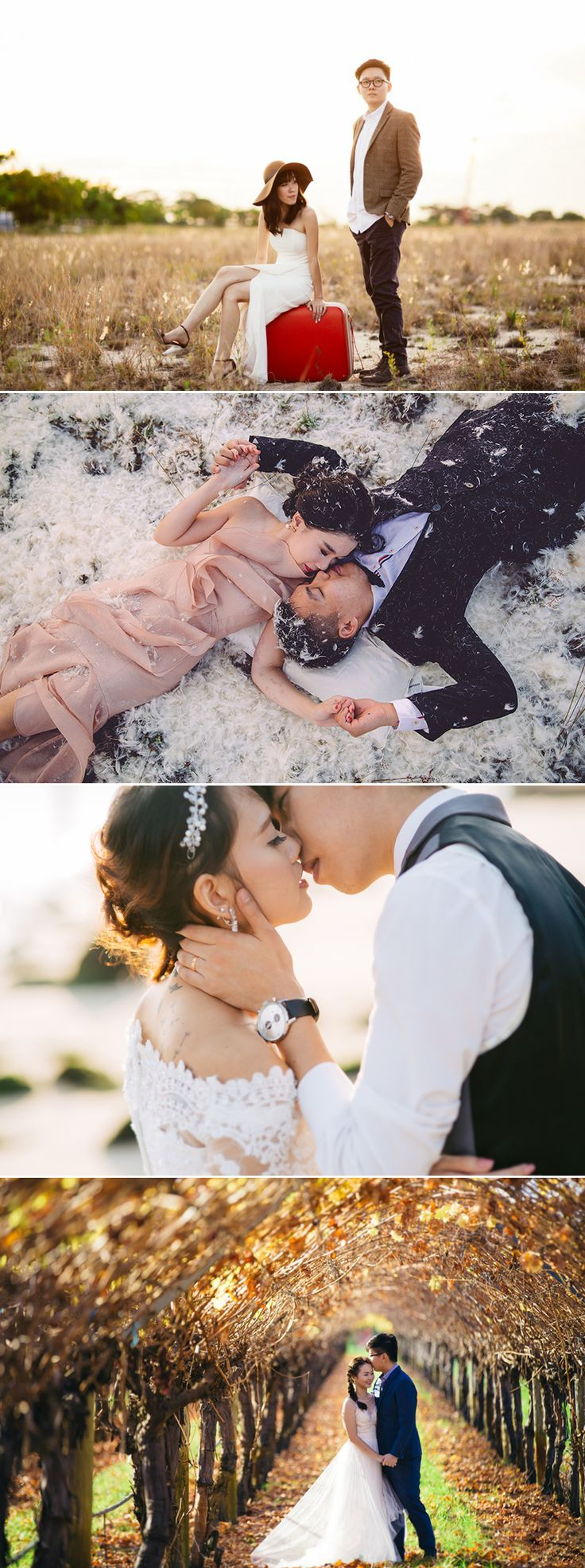 5 Destination Photographers You Will Love For Your Engagement & Pre-Wedding Shoot!