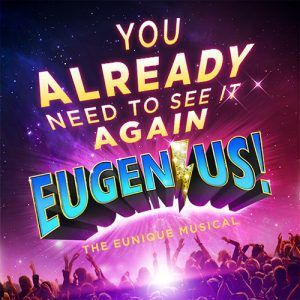 Eugenius! – The Other Palace until 3rd March ⭐️⭐️⭐️⭐️⭐️ Review by Caroline Hanks-Farmer My original visit to Eugenius! ha…