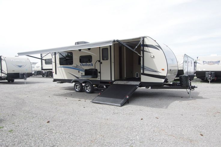 17 best images about keystone rvs on pinterest keystone rv travel trailers for sale and large - Garage for rv model ...