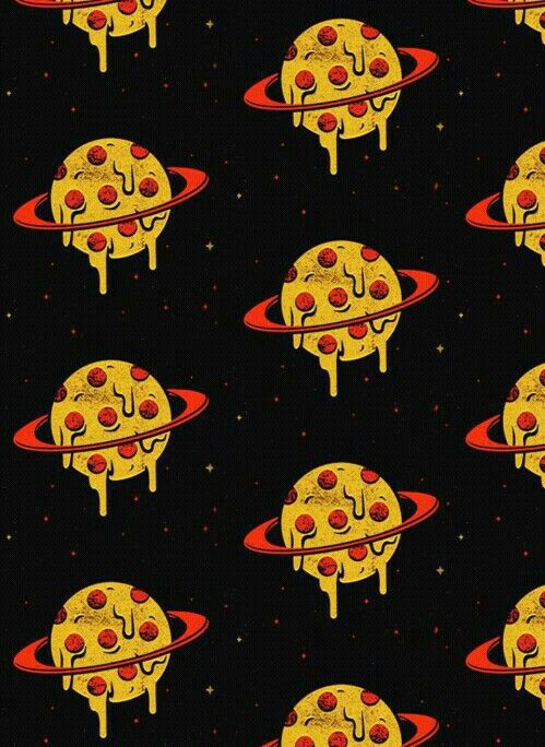tumblr backgrounds black pizza - Buscar con Google