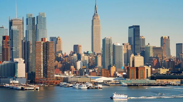 New York, New York!!!  Who wouldn't love it?  Been twice - just have to go again!