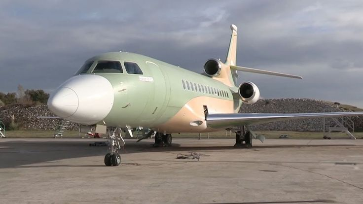 Dassault Rolls Out the First Falcon 8X Jet – AINtv