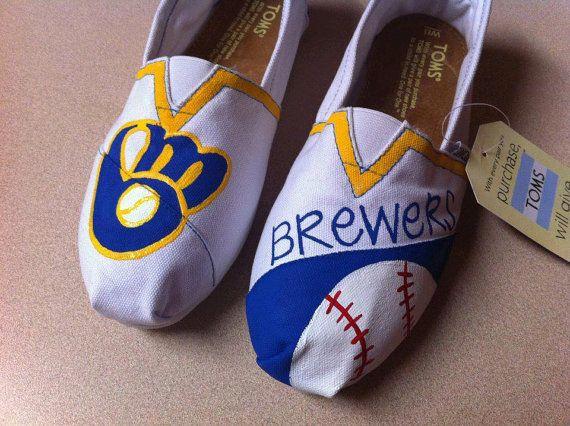 Milwaukee Brewers Toms