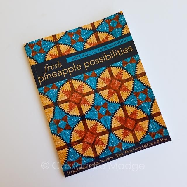 Fresh Pineapple Possibilities by Jane Hall and Dixie Haywood.