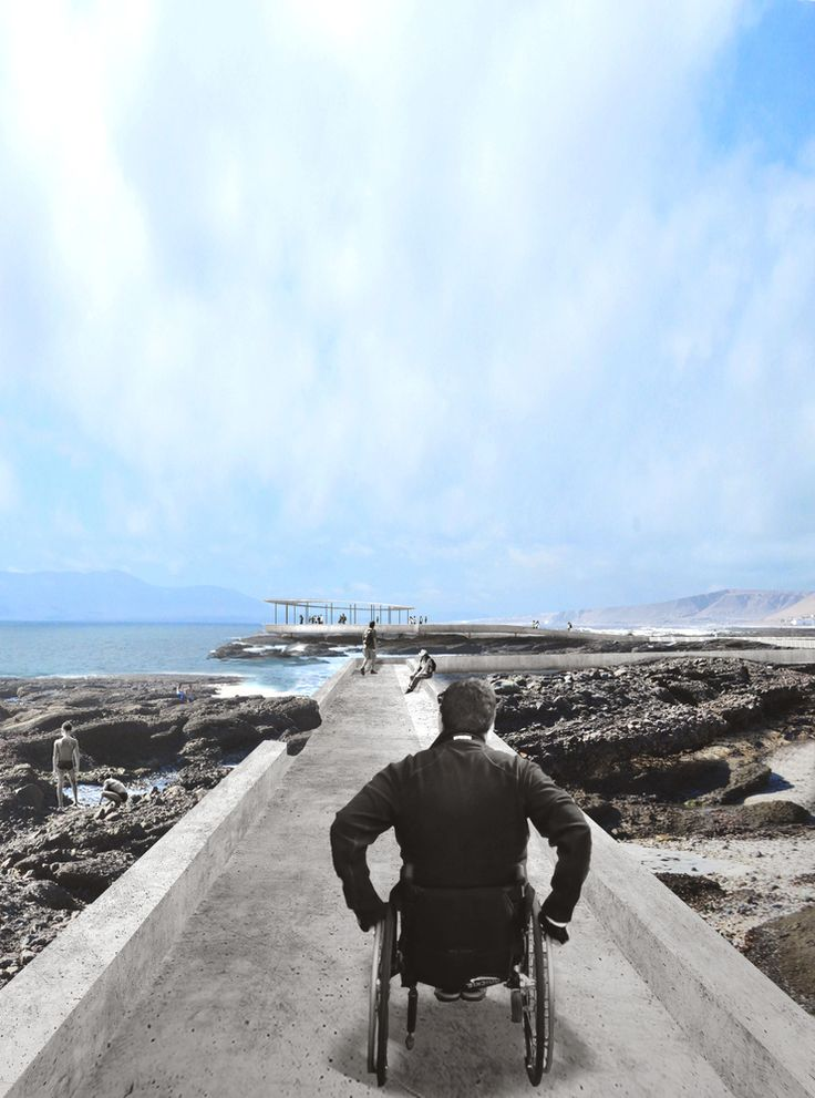 Galería de BOZA + SHIFT Arquitectos, segundo lugar en concurso 'Parque Metropolitano Borde Costero Antofagasta' - 7