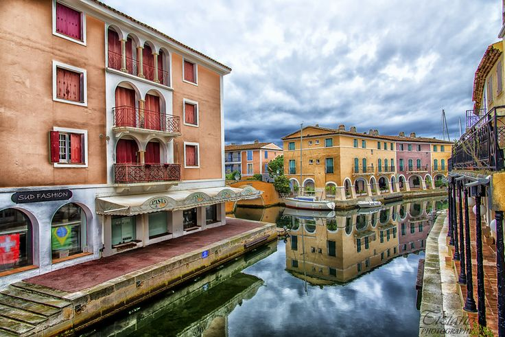 Reflections, and colors, Port Grimaud by Tiziano Nikon D610 on 500px