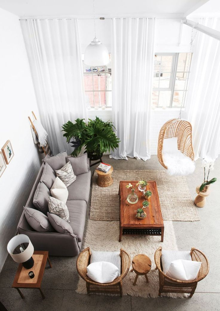 interior design 20 dreamy loft apartments that blew up pinterest home design living roomliving
