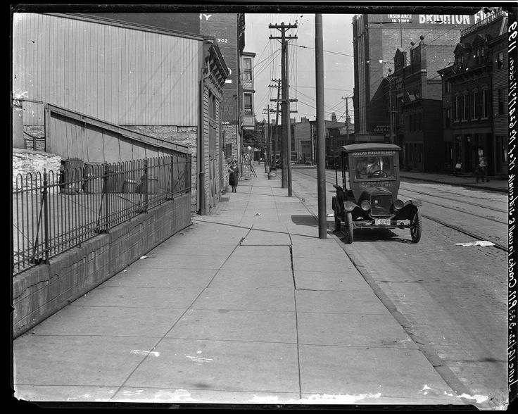 Elegant McMicken Ave. Looking South By Brighton Fireproof Storage. 1921. Blegen  Library Archives | Queen Cityu0027s Yesteryears | Pinterest | Brighton And  Cincinnati