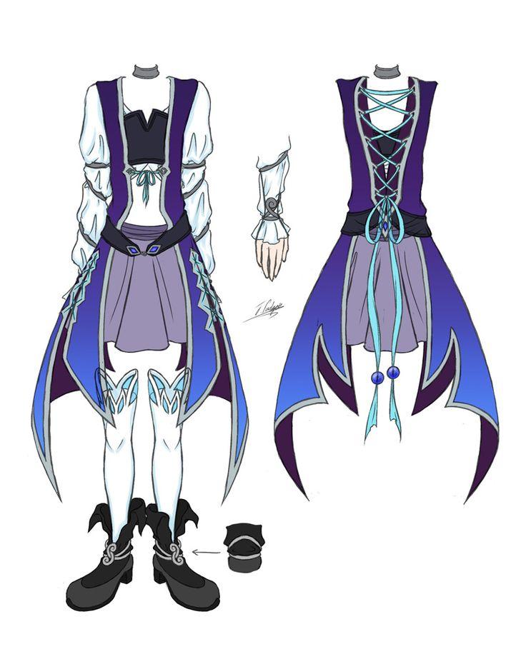 anime boy clothes - Buscar con Google