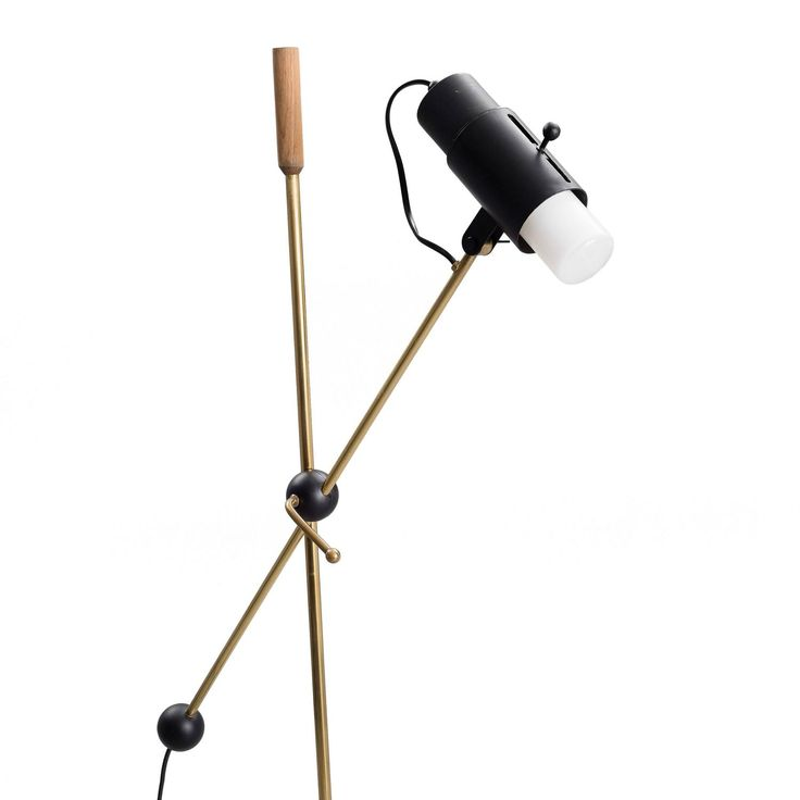 Unusual Floor Lamp by Tapio Wirkkala 2                                                                                                                                                     More