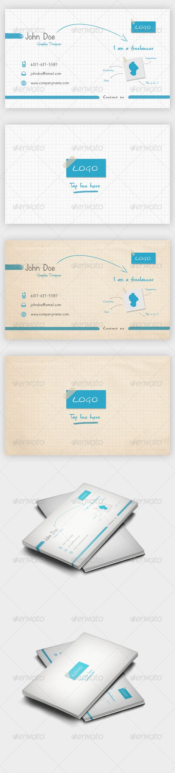 99 best print templates images on pinterest print templates im freelancer business card reheart Gallery