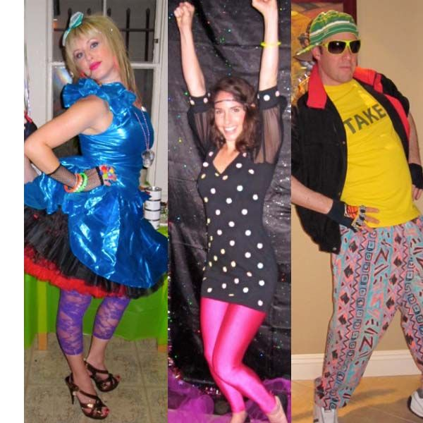 Favorite Things - 80's Costume Ideas - In style Celebrity Looks for Less, Fashion 2011– Fashion Blog - Famous Fashionista