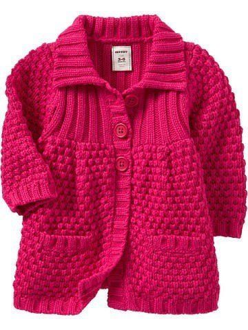 """Lindo [ """"Lindo [ """"Navy Heather otte Heather dark conjac for unisex"""", """"This is sooo cute since its PINK!"""" ] #<br/> # #Baby #Cardigan,<br/> # #Heather #O"""