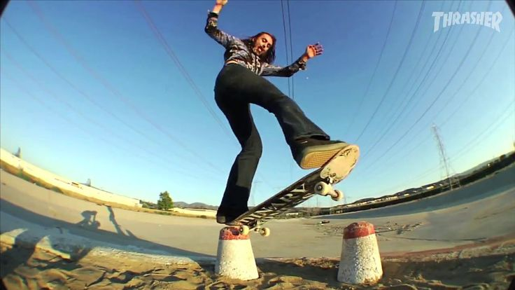« Death Skateboards » avec Richie Jackson