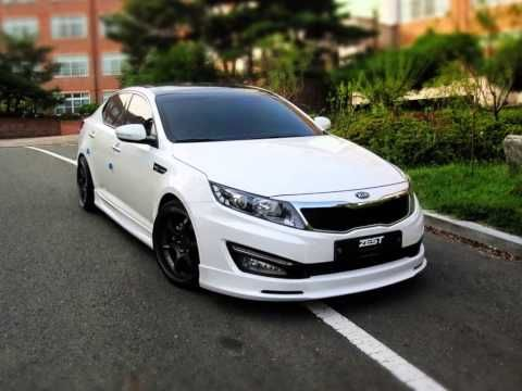 31 Awesome Kia Optima K5 Body Kit Images 2012 Kia Custom