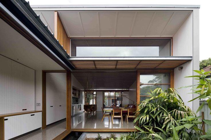 Matt Elkan Architect - 3 + 3 House