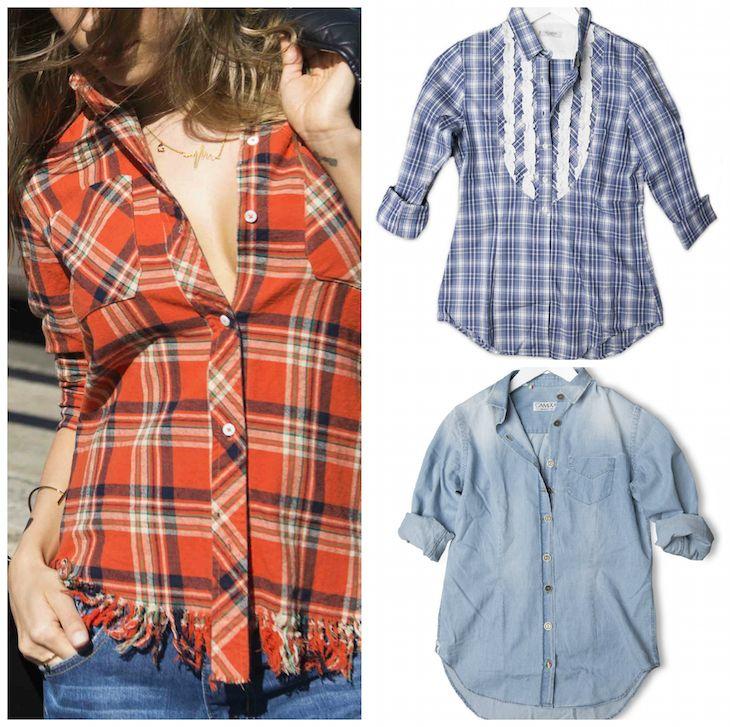 SHIRTS   #tartan #fringe #shirts #fashion #workwear #streetstyle #cool #denim #classic #country #pailsley #italy #madeinitaly