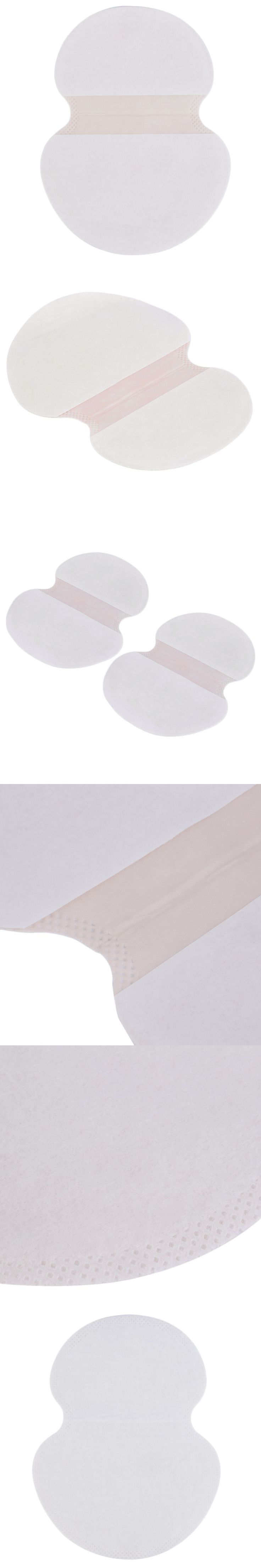 Underarm Armpit Sweat Pads Shield Absorbing Disposable Dress Clothing Shield Absorbing Deodorant Antiperspirant Health Care hot