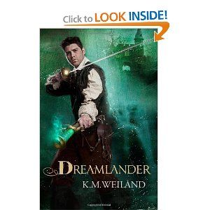 Dreamlander: K. M. Weiland: see my review at http://christianreads.blogspot.co.nz/2013/07/review-dreamlander-by-km-weiland.html