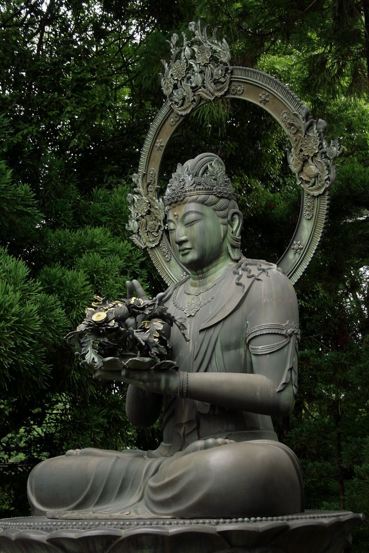 Buddha In The Garden How Does Your Garden Grow Pinterest Gardens Smooth And In The Garden