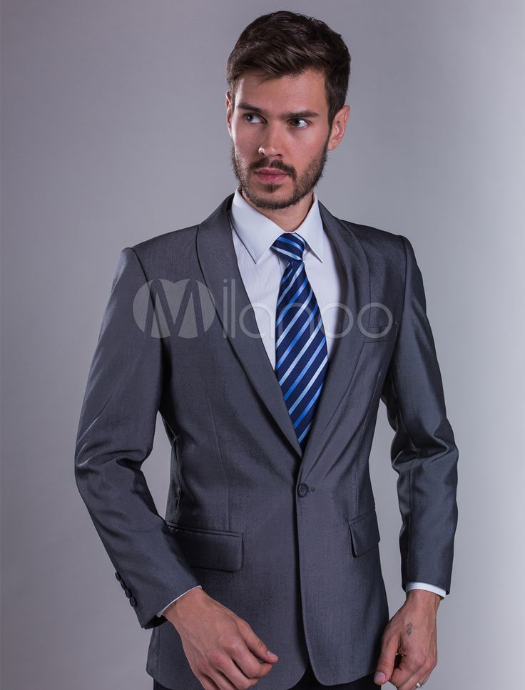 Evening Suits With Shawl Lapel - Milanoo.com