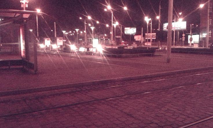 Photo Wrocław by Night (Filters Test) by Marcin Kubiś on 500px