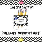 This freebie includes three labels for your classroom pencil/highlighter cups!   * Sharpened Pencils *  Pencils to Sharpen * Did you HIGHLIGHT your...