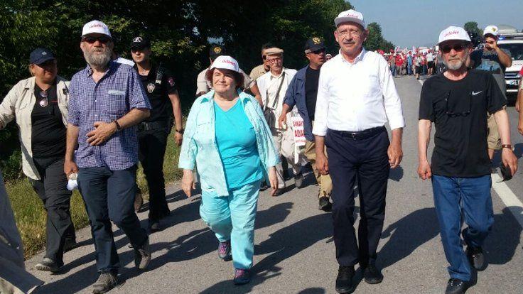 Gazete Duvar ///  Selvi Kılıçdaroğlu: Biraz hızlı yürüyor