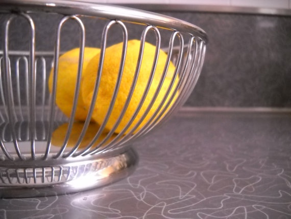 Alessi Wire Basket by GraysonFinds on Etsy