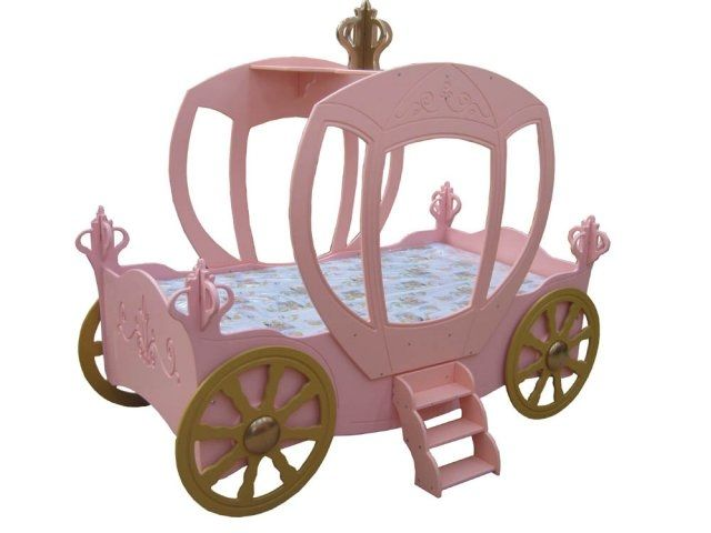 http://www.robedacartoon.it/letto-singolo-cocchio-principesse.html