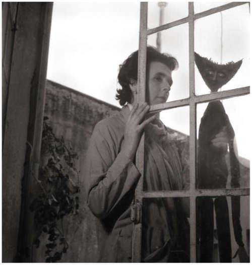Kati Horna, Leonora Carrington, 1960