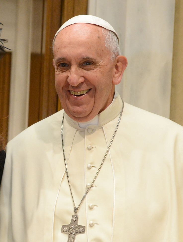 rr Pope Francis - accused of human sacrifice as part of 9th Circle Cult